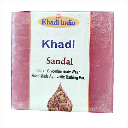 Sandal Bath Soap
