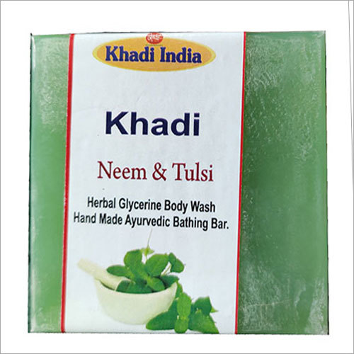 Neem And Tulsi Bath Soap