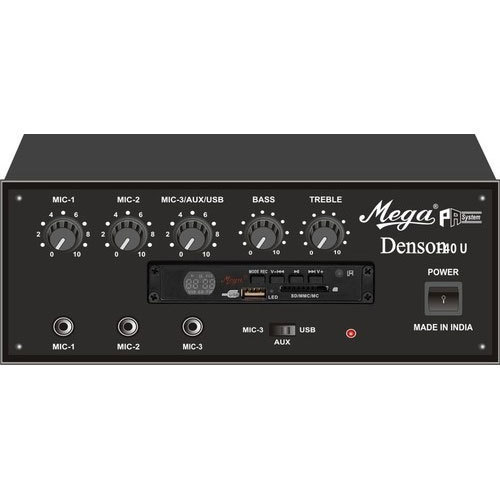 40 W Mixer Amplifier With USB