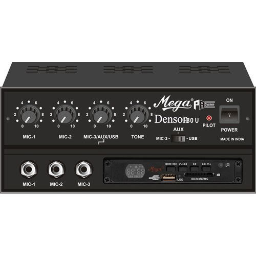 30 W Power Amplifier With USB, & Recording Facility