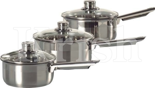 Encapsulated Two Tone Sauce Pan- Pro
