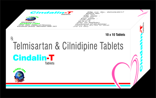 Telmisartan and Cilnidipine Tablet