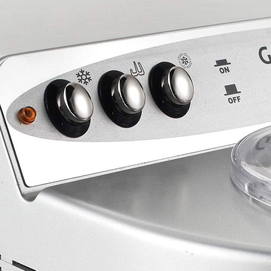 Gelato ice cream maker machine
