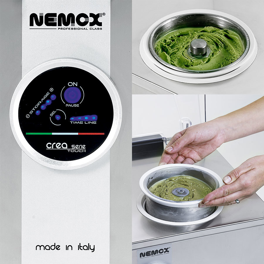 Gelato Professional ice cream machine