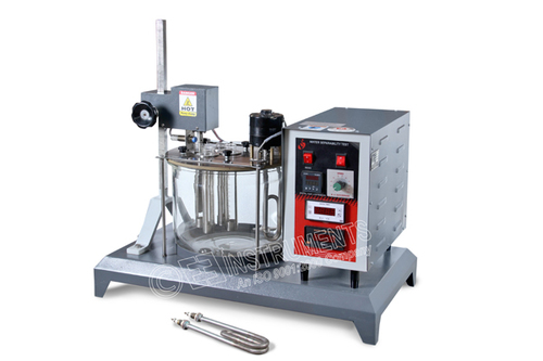Emulsion Test-water Separability Test Apparatus-Manual Lift And Placement