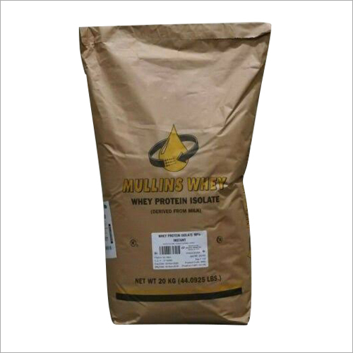 20kg Whey Protein Isolate