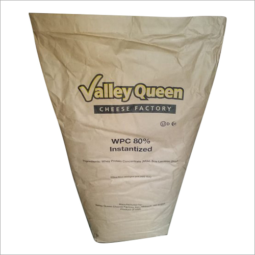 Whey Protein Concentrate 80% Instantized Powder