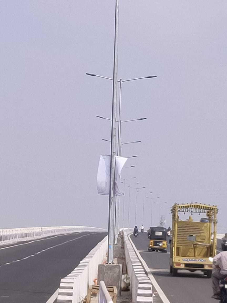 highway light