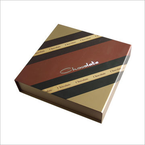 Printed Chocolate Packaging Box
