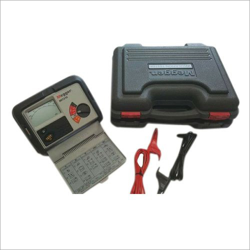 Megger Insulation Tester Calibration Service