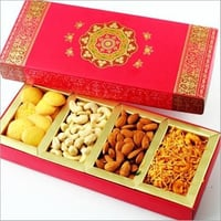 Decorative Dry Fruits Packing Box