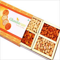 Cardboard Dry Fruits Packing Box