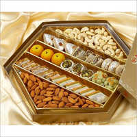 5 Compartment Dry Fruits Packing Box