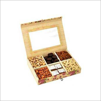 Transparent Dry Fruits Packing Box
