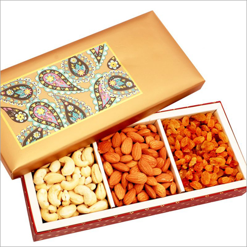 Rectangular Dry Fruits Packing Box