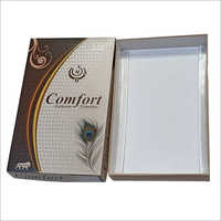 Rectangle Printed Garment Packaging Box