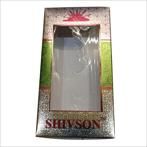 Transparent Handkerchief Packaging Boxes