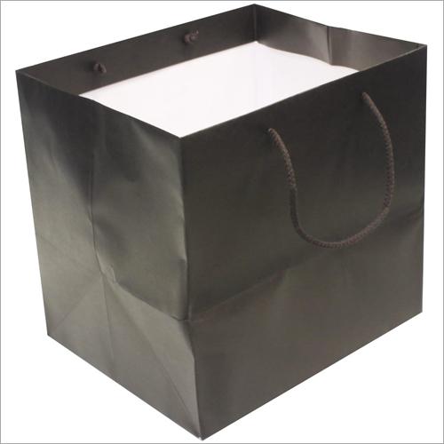 Plain Loop Handle Paper Carry Bag