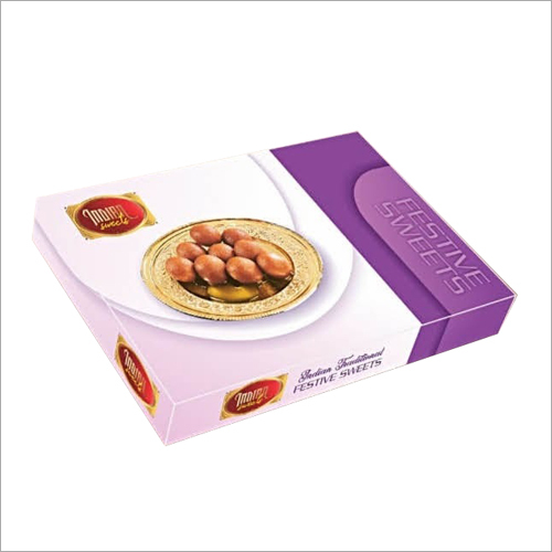Printed Sweets Packaging Box