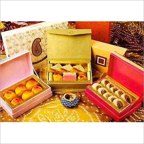 Fancy Sweets Packaging Box