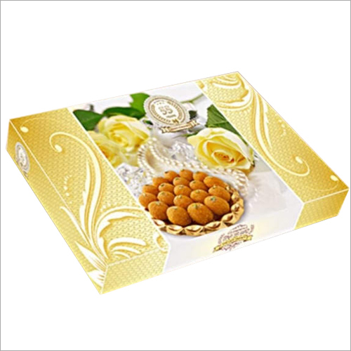 Customized Print Sweets Packaging Box