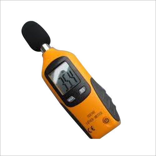 Sound Level Meter Calibration Service