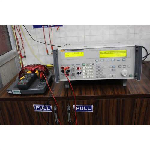 Temperature Controller Calibration Service
