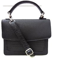 STRUCTURED LADIES CROSS BODY BAG