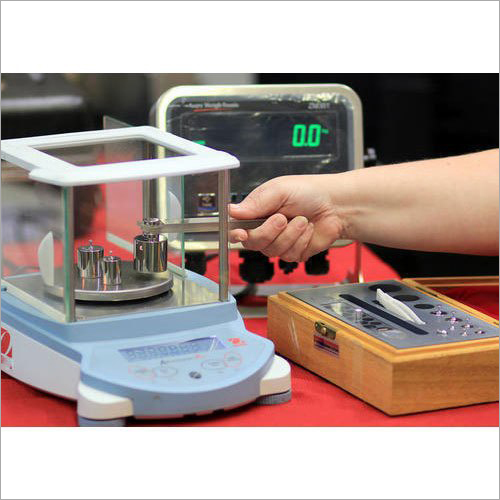 Lab Weighing Balance Calibration Service