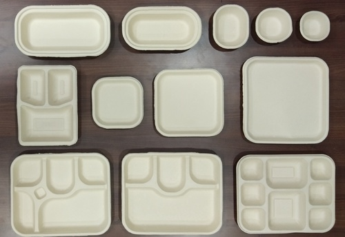 Eco friendly Plates, Bowls and Trays