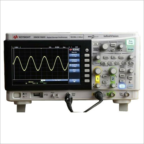 Cathode-Ray Oscilloscope Calibration Service