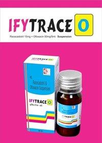 Ofloxacin 50mg + Racecadotril 15mg