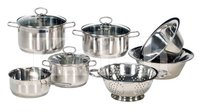 Encapsulated Pro Chef Cookware Set -10 Pcs