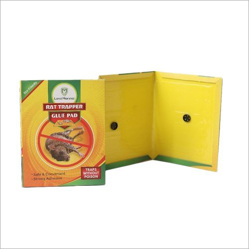 Rat Trapper Glue Pad