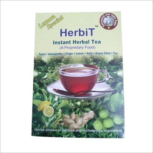 Instant Herbal Tea