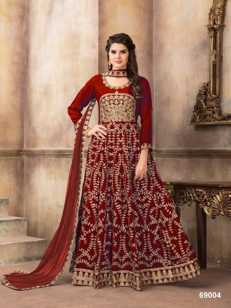 Anarkali Designer Suit