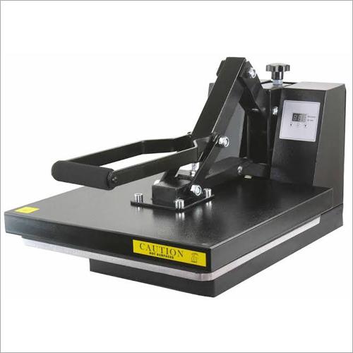 Flatbed Heat Press Machine