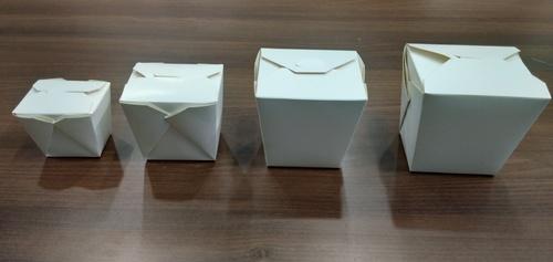 Paper Wok Box