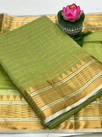 Cotton Base SAREE