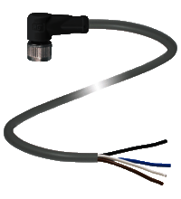 PEPPERL FUCHS V1-W-5M-PVC Cable