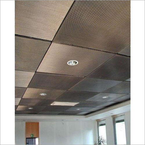 Ceiling Expandable Mesh