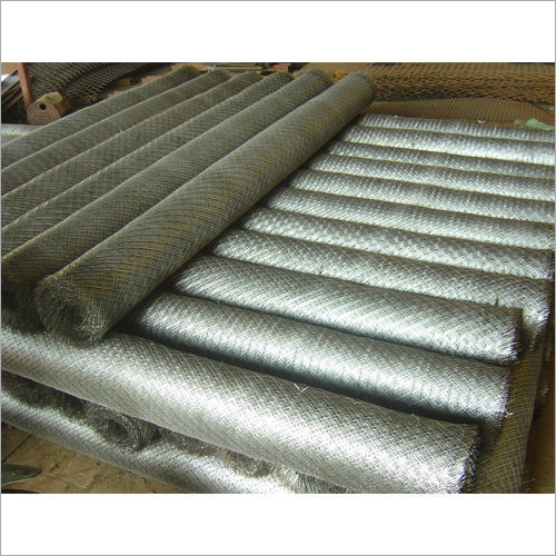 Industrial Aluminum Expanded Mesh