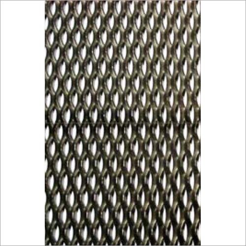 0.5 Inch Carbon Steel Mesh