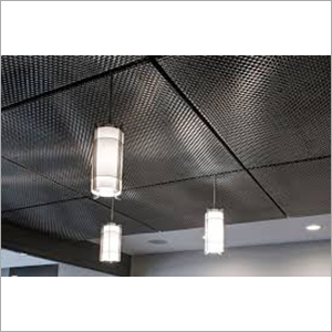 Office False Ceiling Mesh