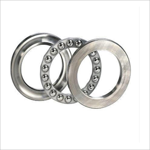 Single Direction Thrust Ball Bearings