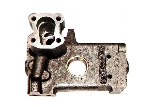 HYD Pump Plate (Big) Rear With Bush & Screw (Small Hole)