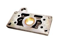 HYD Pump Plate (Small) Front With Bush & Screw MF-241