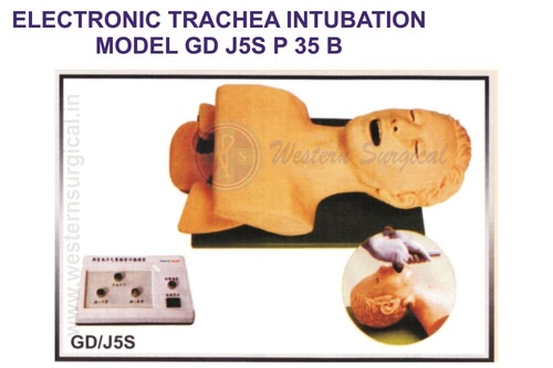 ELECTRONIC TRACHEA INTUBATION MODEL GD J5S