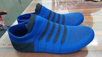 Blue Socks Shoe Upper