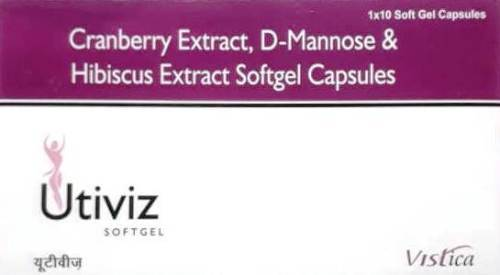 CRANBERRY 200MG+D-MANNOSE 200MG+HIBISCUS EXTRACT 100MG